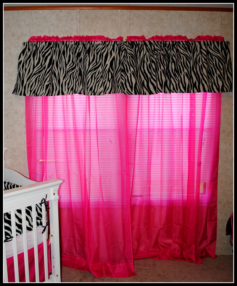 Teddi's curtain